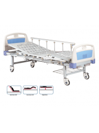 Esco 2 Crank Hospital Bed (Double Fowler)
