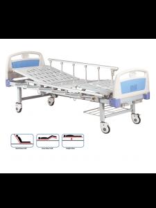 Esco 2 Crank Hospital Bed Malaysia (Double Fowler) | JH Pharmex