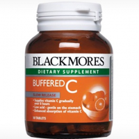 Blackmores Buffered C - 30 Tablets Malaysia | JH Pharmex