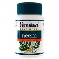 Himalaya Herbal Neem - 60 Capsules Malaysia | JH Pharmex