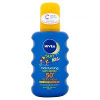 NIVEA Sun Kids Moisturising Sun Spray 50+ | JH Pharmex