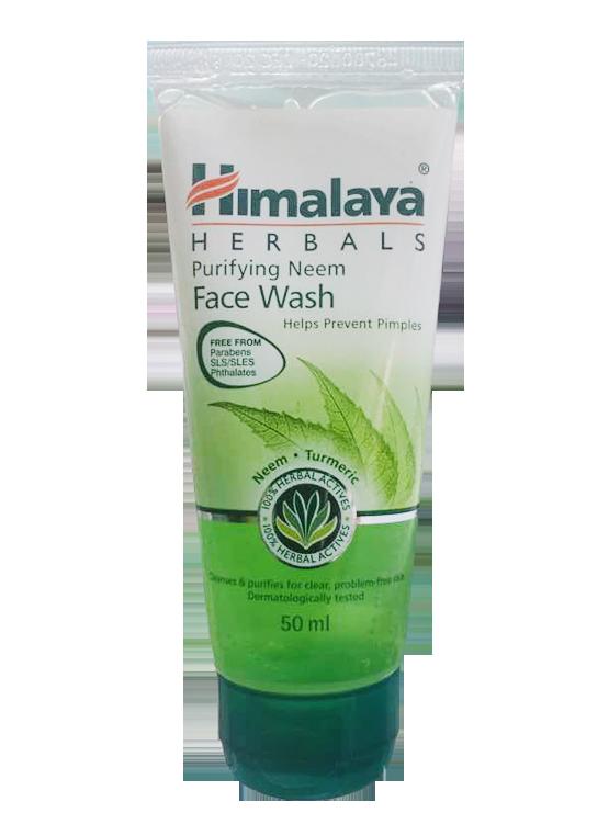 Himalaya Herbals Purifying Neem Face Wash Malaysia | JH Pharmex
