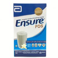 Abbott Ensure FOS Vanilla Malaysia - 400g | JH Pharmex