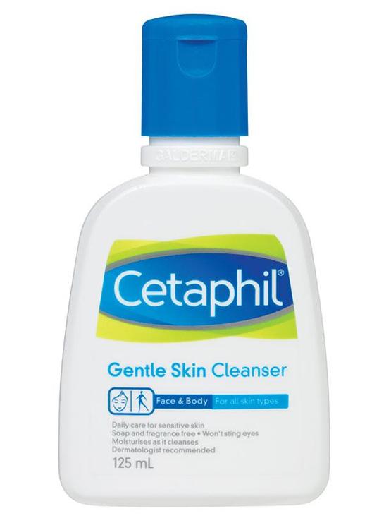 cetaphil gentle skin cleanser 125