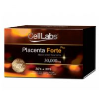 Cell Labs Sheep Placenta Forte Plus 30'S + 30'S | JH Pharmex