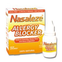 Nasaleze Allergy Blocker Nasal Spray Malaysia | JH Pharmex