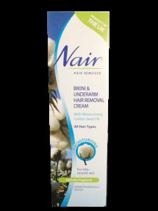 Nair Hair Bikini & Underarm Hair Removal Cream 80ml | JH Pharmex 1