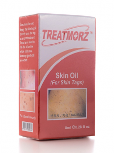 Treatmorz Skin Oil - 8ml Malaysia Skin Tag | JH Pharmex