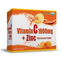 Efferzon Vitamin C 1000mg + Zinc Effervescent Tablet | JH Pharmex