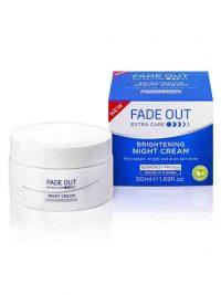 Fade Out Brightening Night Cream 75ml