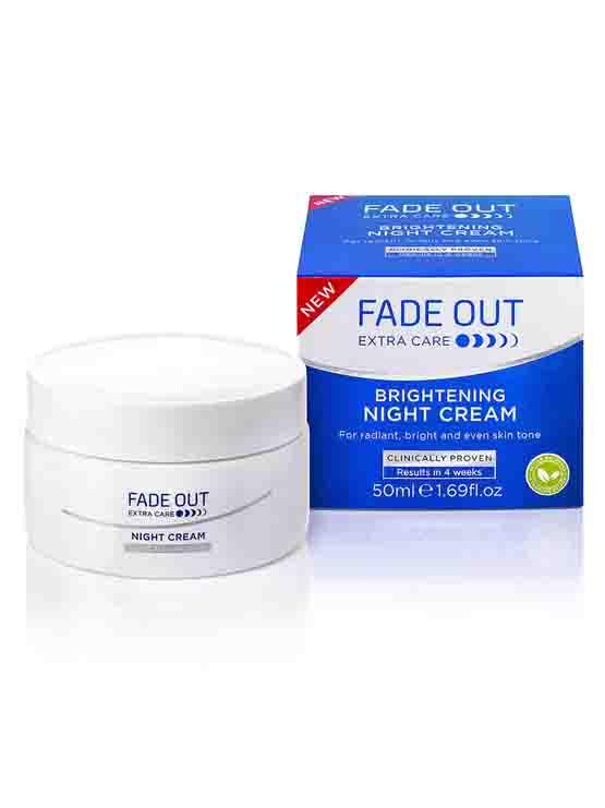fade out night cream