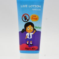 Lice Lotion Nabisar 50g Plant-Based Kills Lice | JH Pharmex