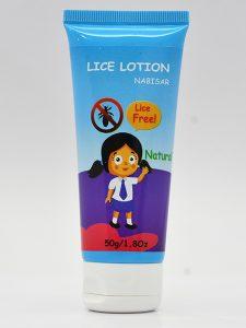 Lice Lotion Nabisar 50g Plant-Based Kills Lice | JH Pharmex