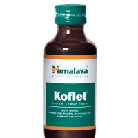 Himalaya Koflet Cough Syrup with Honey 100ml | JH Pharmex
