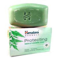 Himalaya Protecting Neem and Turmeric Soap | JH Pharmex