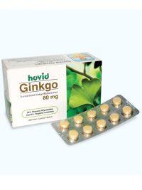 Hovid Ginkgo 80mg - 100's