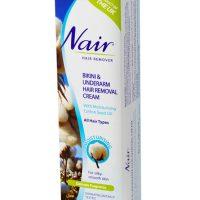 Nair Hair Bikini & Underarm Hair Removal Cream 80ml   JH Pharmex
