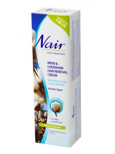 Nair Hair Bikini & Underarm Hair Removal Cream 80ml | JH Pharmex