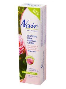 Nair Hair Sensitive Hair Removal Cream 80ml | JH Pharmex