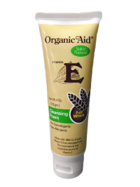 Organic Aid Vitamin E Cleansing Foam 110gm