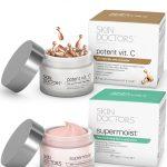 Skin Doctors Potent Vit. C 50 x 3ml + Free Supermoist 50ml