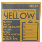 Uniqo Yellow 20g x 28's Malaysia (Joint Pain) | JH Pharmex