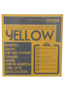 Uniqo Yellow 20g x 28's Malaysia (Joint Pain) | JH Pharmex