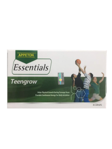 Appeton Essentials Teengrow - 30 Caplets | JH Pharmex