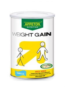 Appeton Weight Gain - Vanilla | JH Pharmex