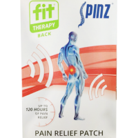 Fit Therapy Patch for Back | JH Pharmex
