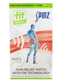 Fit Therapy Patch - Back