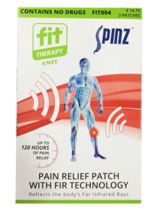 Fit Therapy Patch for Knee | JH Pharmex