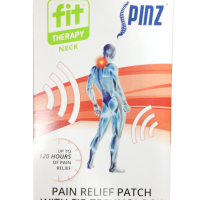 Fit Therapy Patch for Neck | JH Pharmex