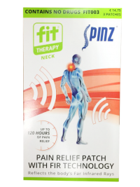 Fit Therapy Patch - Neck