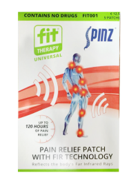 Fit Therapy Patch - Universal