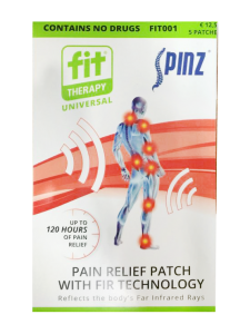 Fit Therapy Patch for Universal Use | JH Pharmex