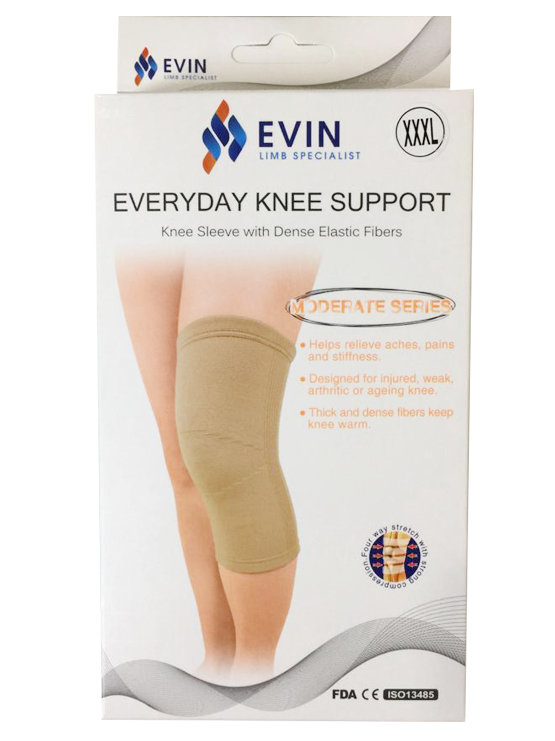 Evin Everyday Knee Support Malaysia | JH Pharmex 1