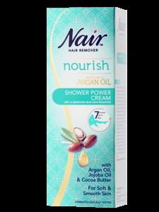 Nair Hair Removal Nourish Shower Power Cream | JH Pharmex 1