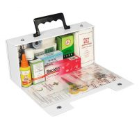 Soon Soon PVC Medium Equipped First Aid Kit (P-2) | JH Pharmex