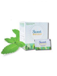 SweetRoyale Stevia Sweetener - 2g x 40's | JH Pharmex