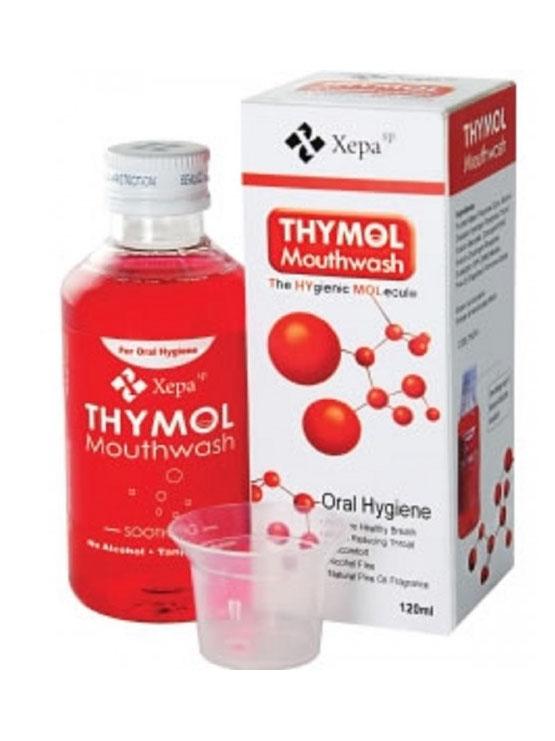 Thymol Mouthwash - 120ml Malaysia | JH Pharmex 1