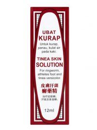 Three Legs Brand Tinea Skin Solution - 12ml