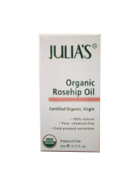 Julia's Organic Rosehip Oil - 5ml
