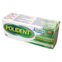 POLIDENT Fresh Mint Denture Adhesive Cream | JH Pharmex