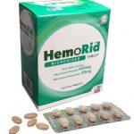 Hemo Rid Tablets   JH Pharmex
