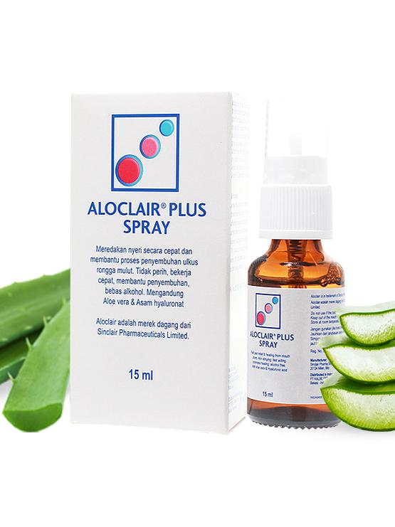 aloclair spray