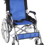 esco lightweight wheelchair b