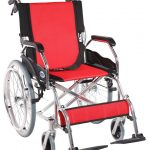 esco lightweight wheelchair m