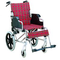 Esco Transit Wheelchair WCH/5100-FB | JH Pharmex
