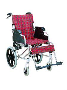 Esco Transit Wheelchair WCH/5100-FB | JH Pharmex